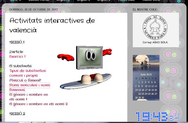 http://lateuamestradeprimaria.blogspot.com.es/2012/12/activitats-interactives-de-valencia.html