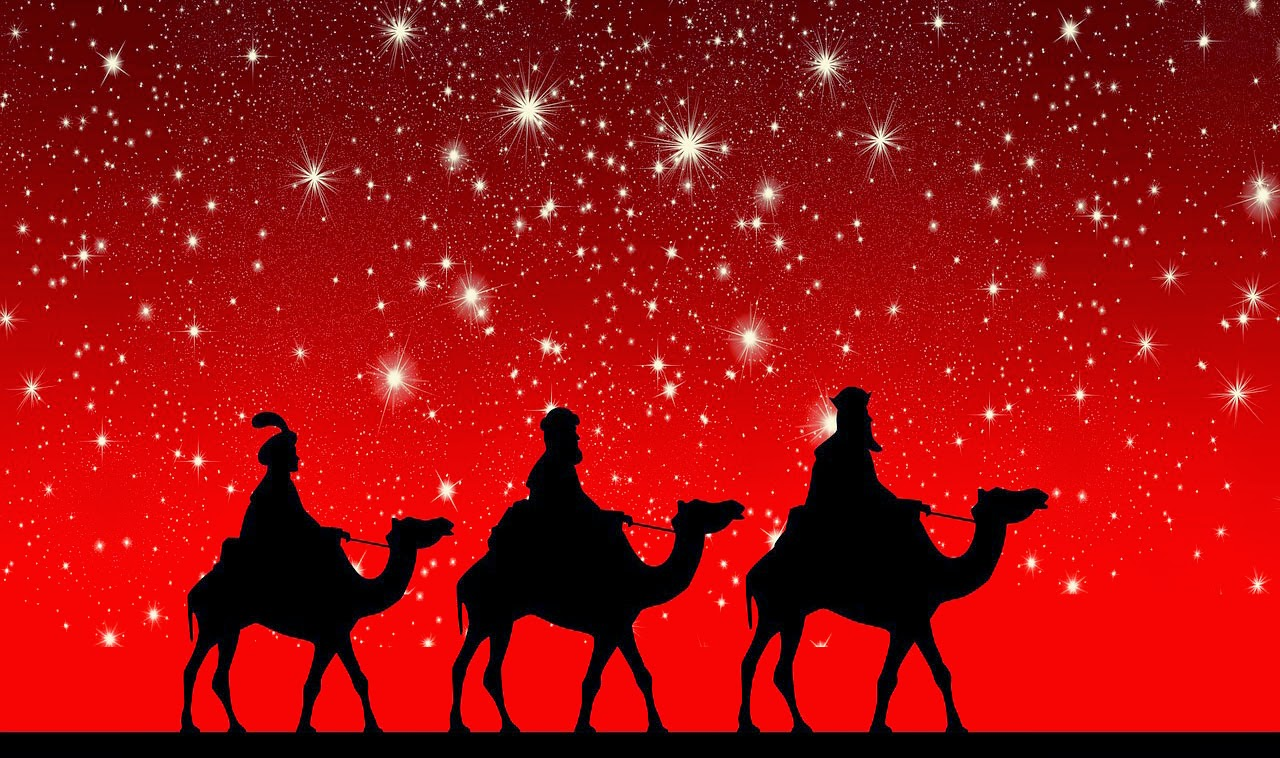 El verdadero significado de la Navidad - los reyes magos
