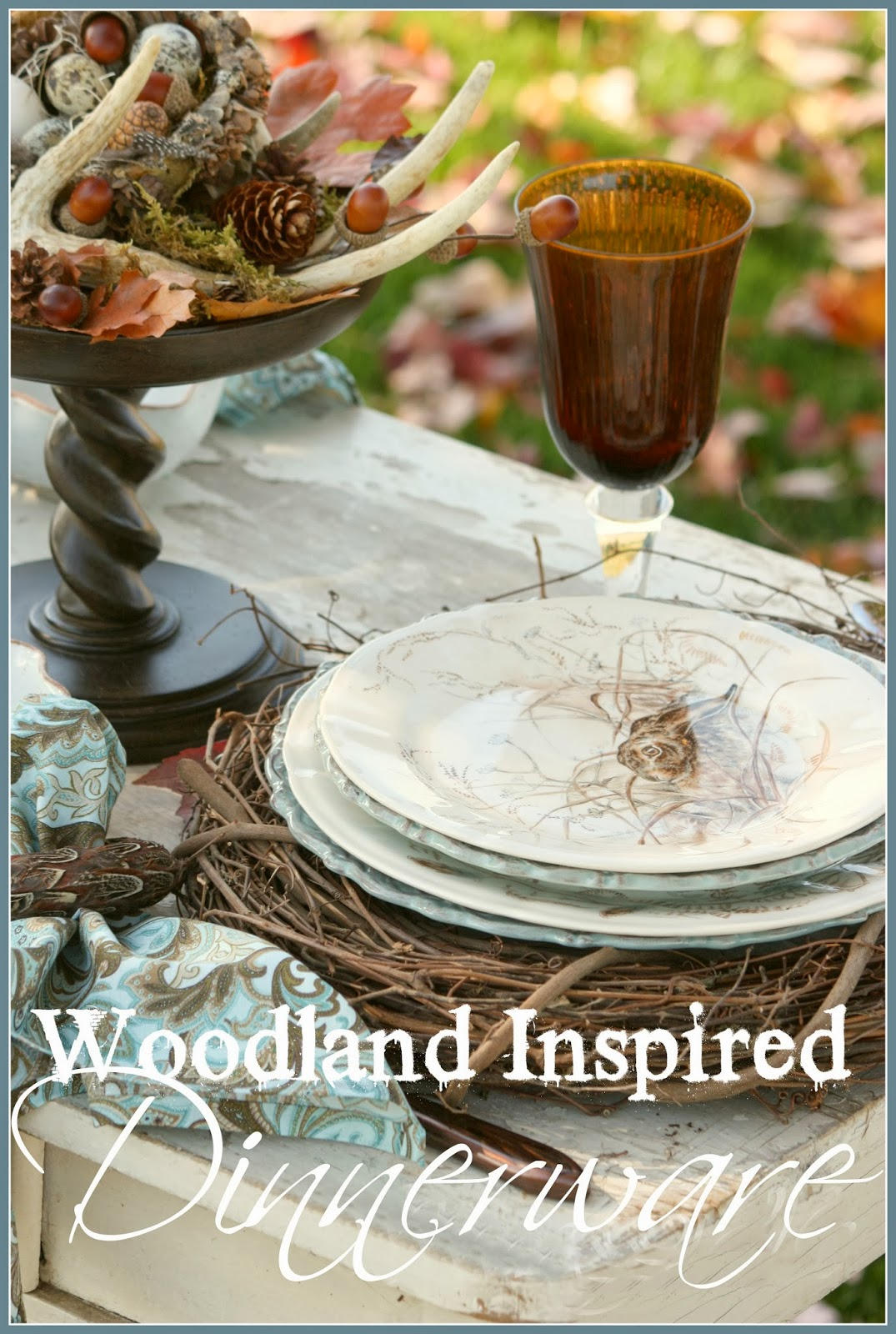 WOODLAND CHINA~ MY MOST ASKED QUESTION YET! & WOODLAND CHINA~ MY MOST ASKED QUESTION YET! - StoneGable