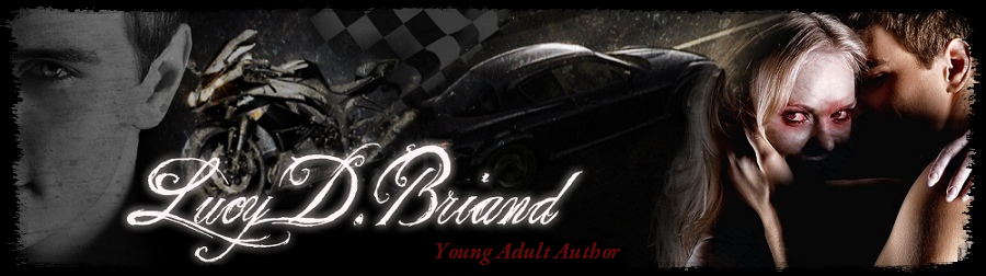 Lucy D. Briand~YA Author