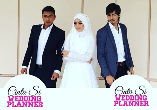 Pelakon Drama Cinta Si Wedding Planner TV3, pelakon utama, pelakon tambahan, pelakon pembantu, pelakon kanak-kanak drama Cinta Si Wedding Planner TV3