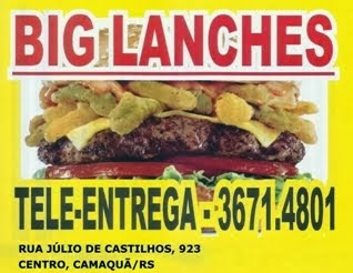 Big Lanches - Camaquã/RS