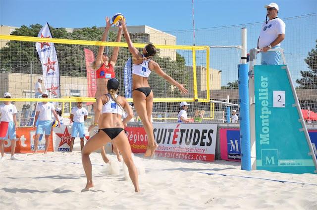 Următoarele evenimente sportive la care voi fi maseur. CEV Beach Volleyball Satellite Timisoara şi Runsilvania WILD RACE. Volei
