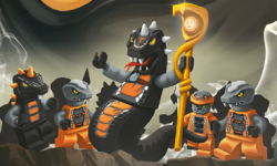 The gallery for --> Ninjago Serpentine Tribes 4 Snake Tribes Of Ninjago