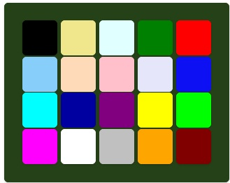 Warna Untuk Background Blog