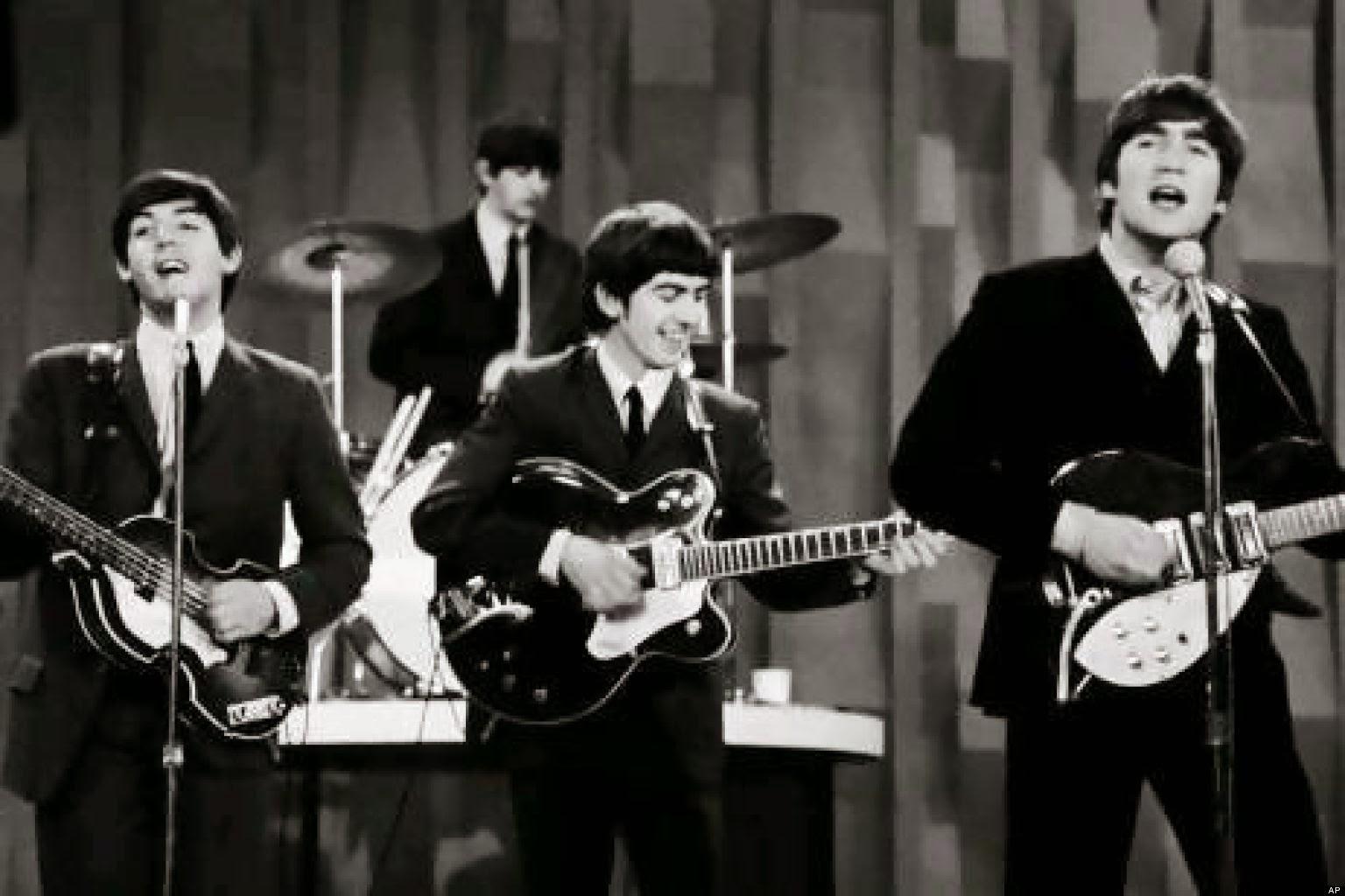 Daftar 25 Lagu Terbaik The Beatles