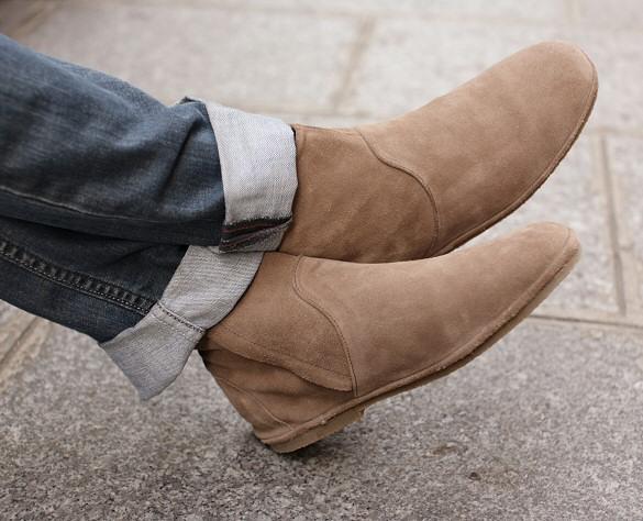 Chaussures Boots Le Plagiste Homme