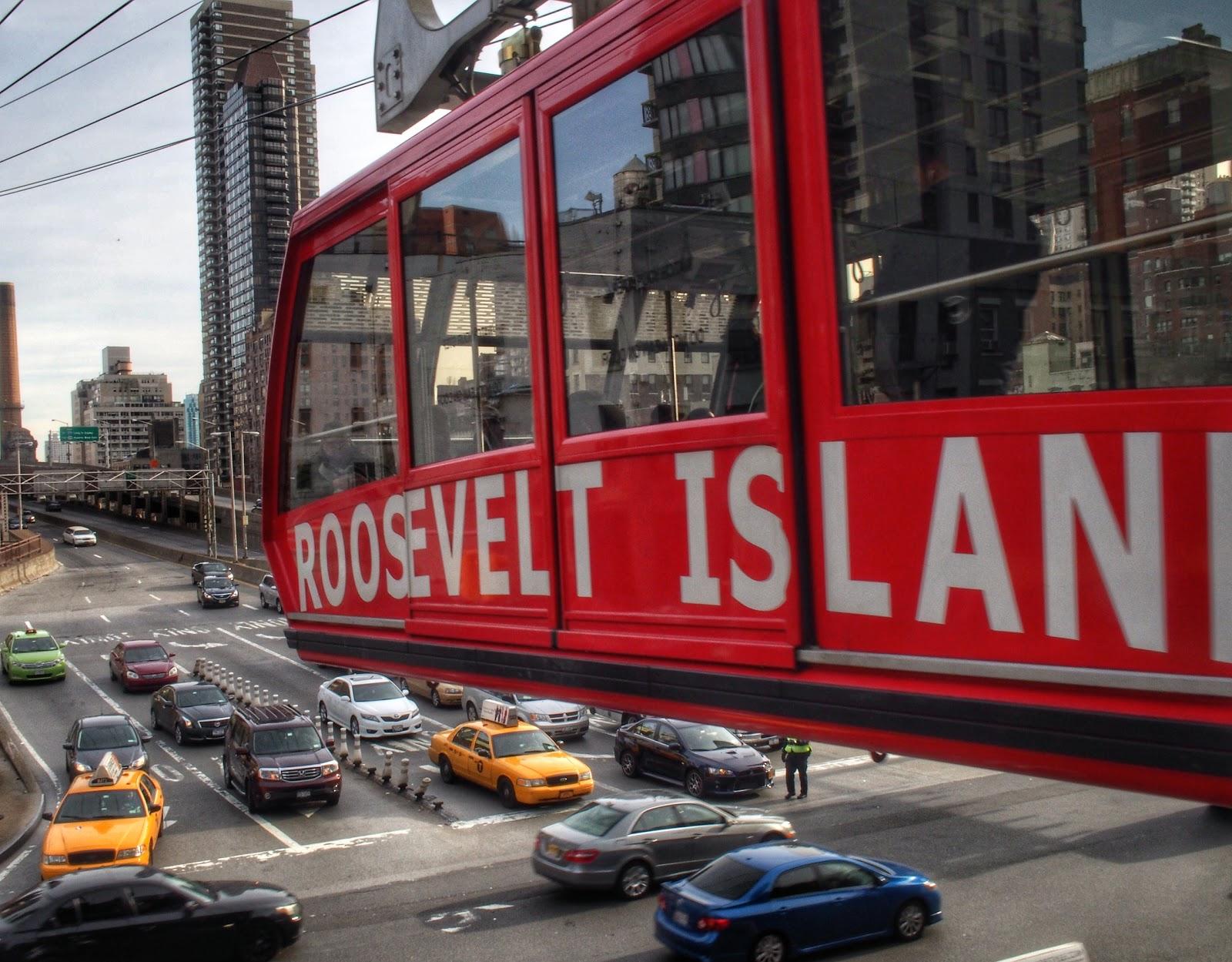 Roosevelt Island Tram #rooseveltisland #tram #nyc 2014
