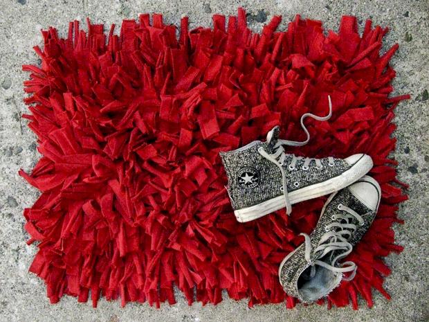 Floresyabejas ideas para reciclar ropa - Reciclar ropa manualidades ...