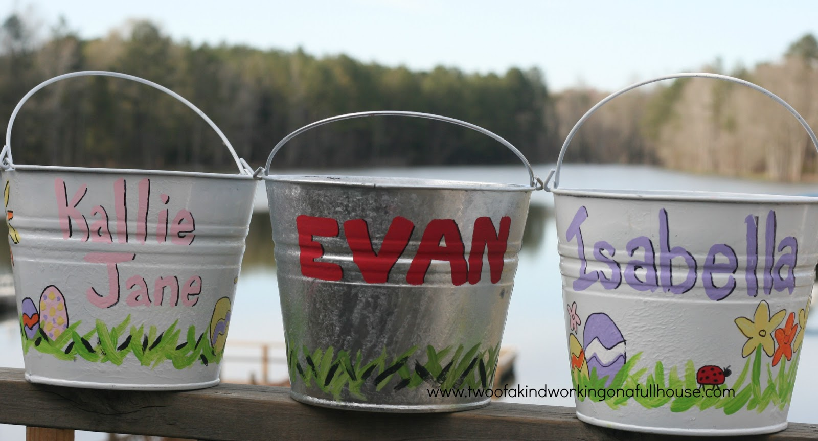 Make Your Own Personalized Easter Basket For Less Than You Can Buy ...