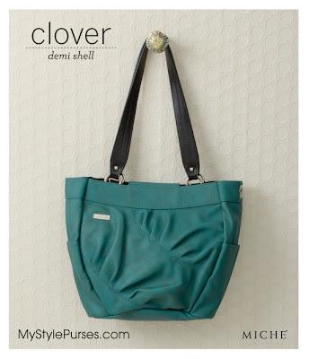 Miche Clover Demi Shell