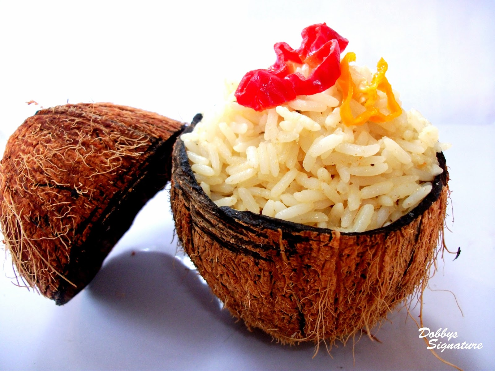 How to Cook Nigeria Coconut Rice ~ 2dayknowledge.blogspot.com
