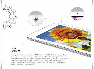 Smartfren Android Terbaru Kamera Makin Jernih Loh