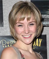 Jill Paice Hairstyle