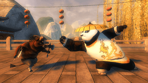 Kung Fu Panda Full Version PC 1