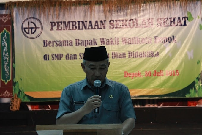 SMP SMA Islam Dian Didaktika Ikut Lomba Sekolah Sehat Tingkat Provinsi