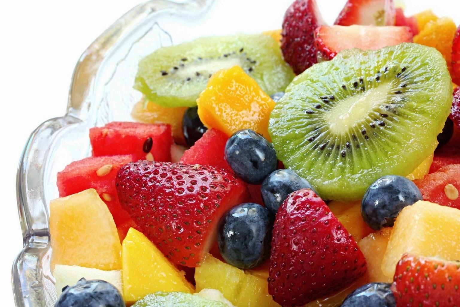 Saiba as frutas que ajudam a emagrecer