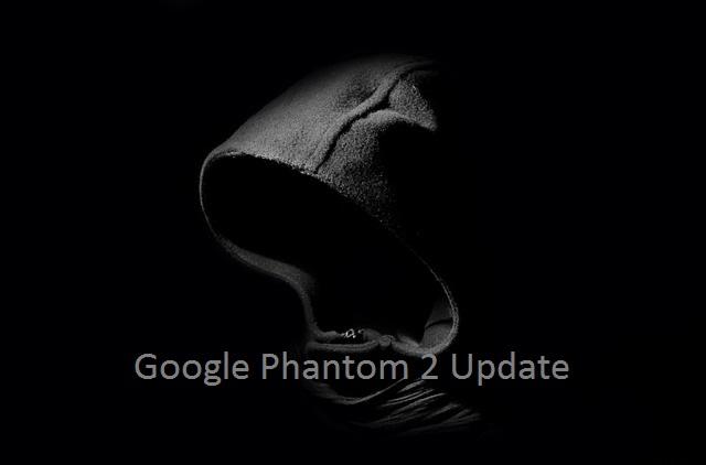 Algoritma Google Phantom 2, Bagaimana Menghadapinya ?