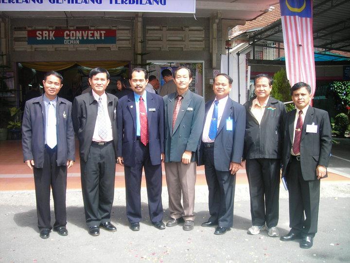 Kenangan Bersama Mr Kho Lai Heng dan Delegasi Pendidikan Negara