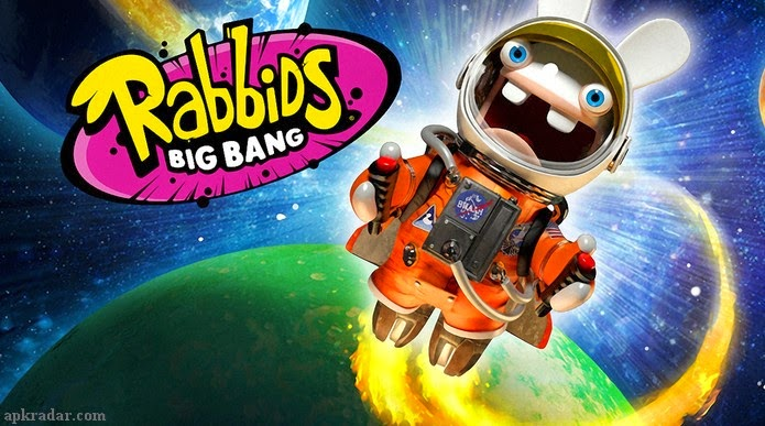 Rabbids Big Bang Apk 2.2.1