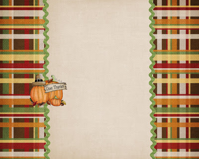 Free Thanksgiving PowerPoint Background 40