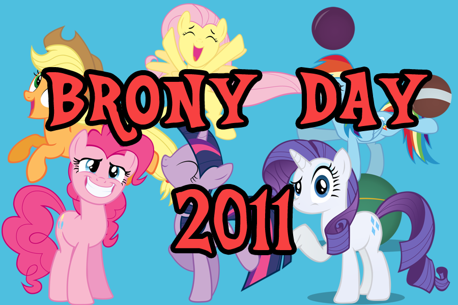 The MLP: FIM Thread - Page 4 Brony+Day