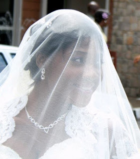 Pictures From Mercy Johnson's Wedding! 1