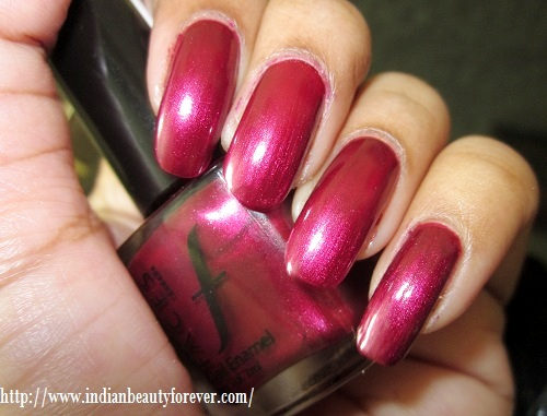indian bridal nail paint