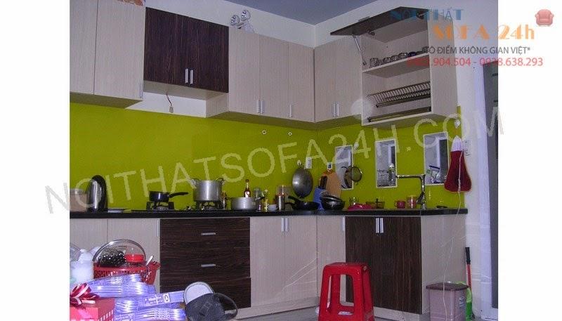 Tủ bếp TB056