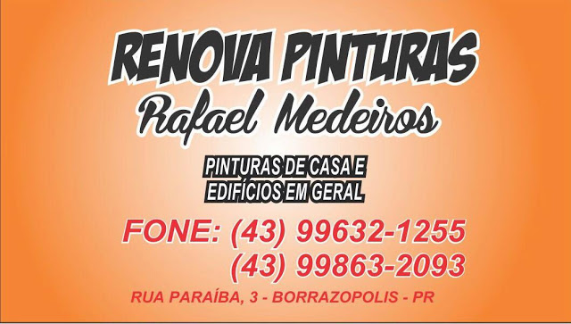 Renova Pinturas - Serviços de Pinturas em Geral