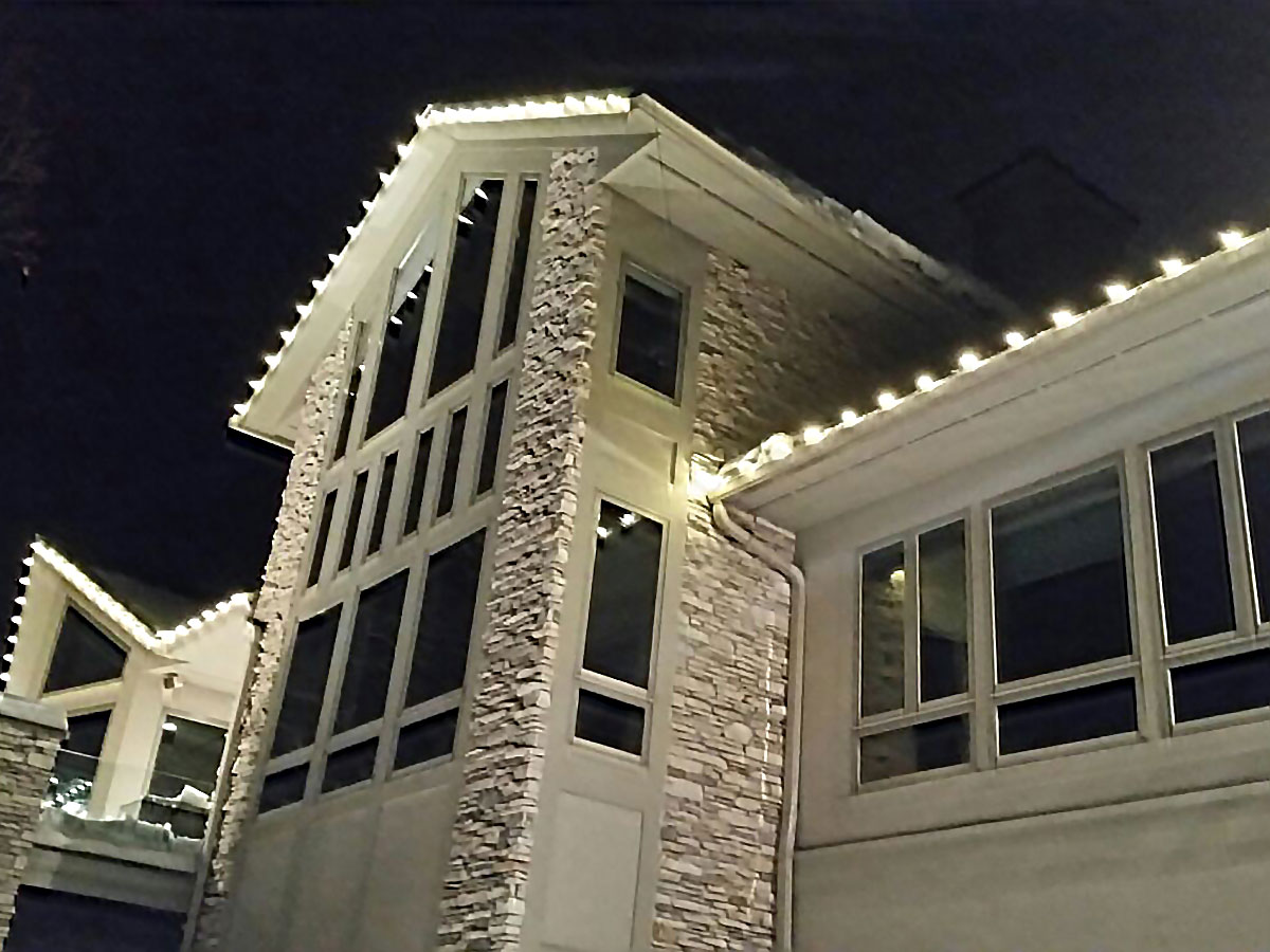 Christmas Lights Installation | Rochester NY | Majestic Holiday ...