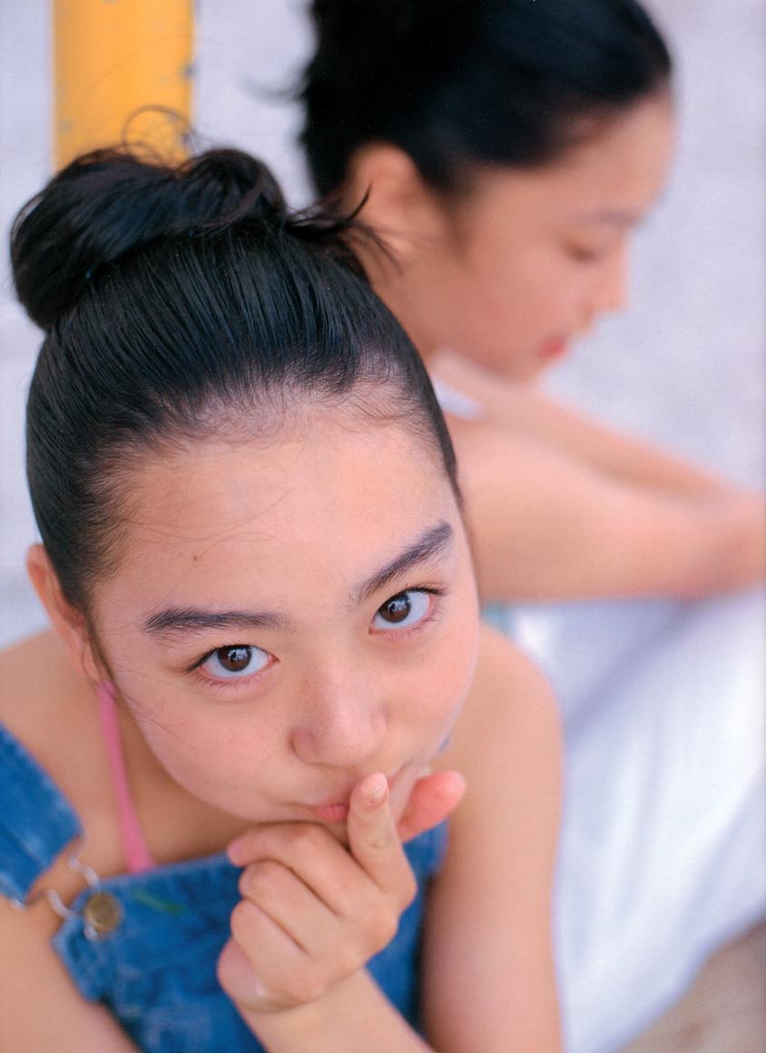 yoko mitsuya and saori nara hot and sexy japanese teens photos 04