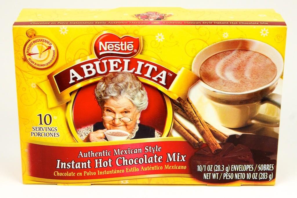 Abuelita Chocolate Ice Cream