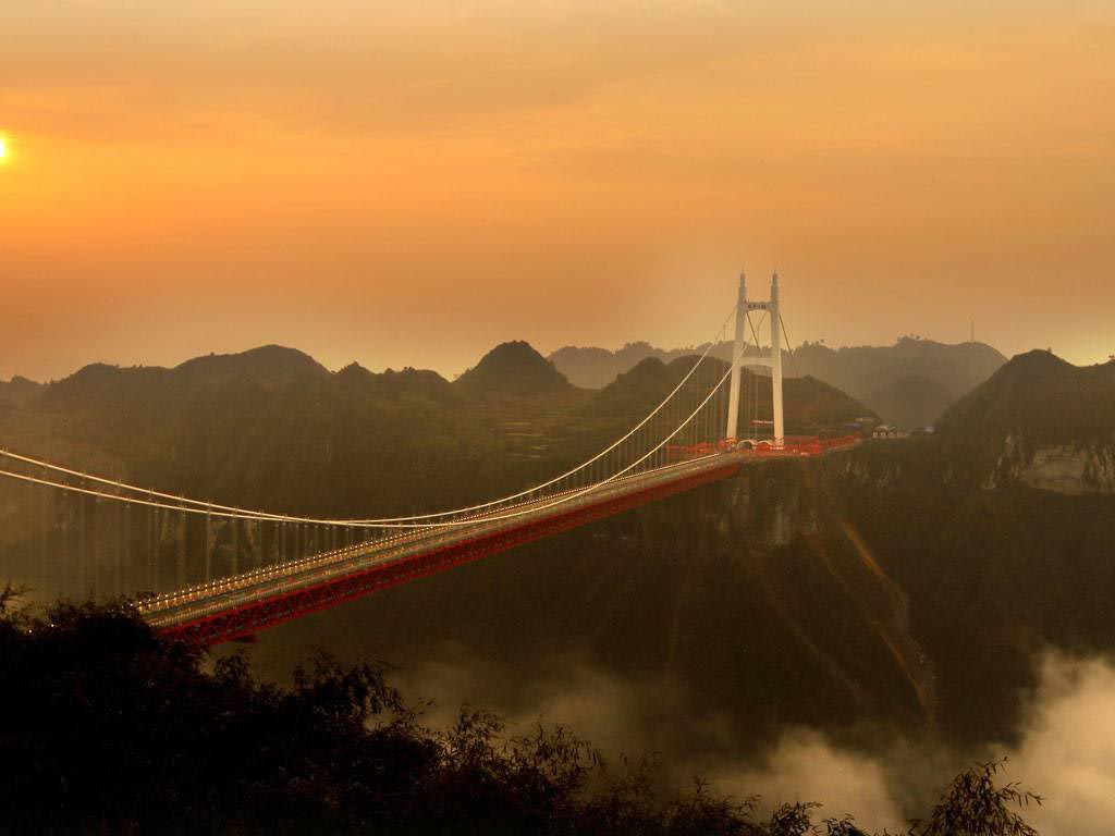 Aizhai Köprüsü