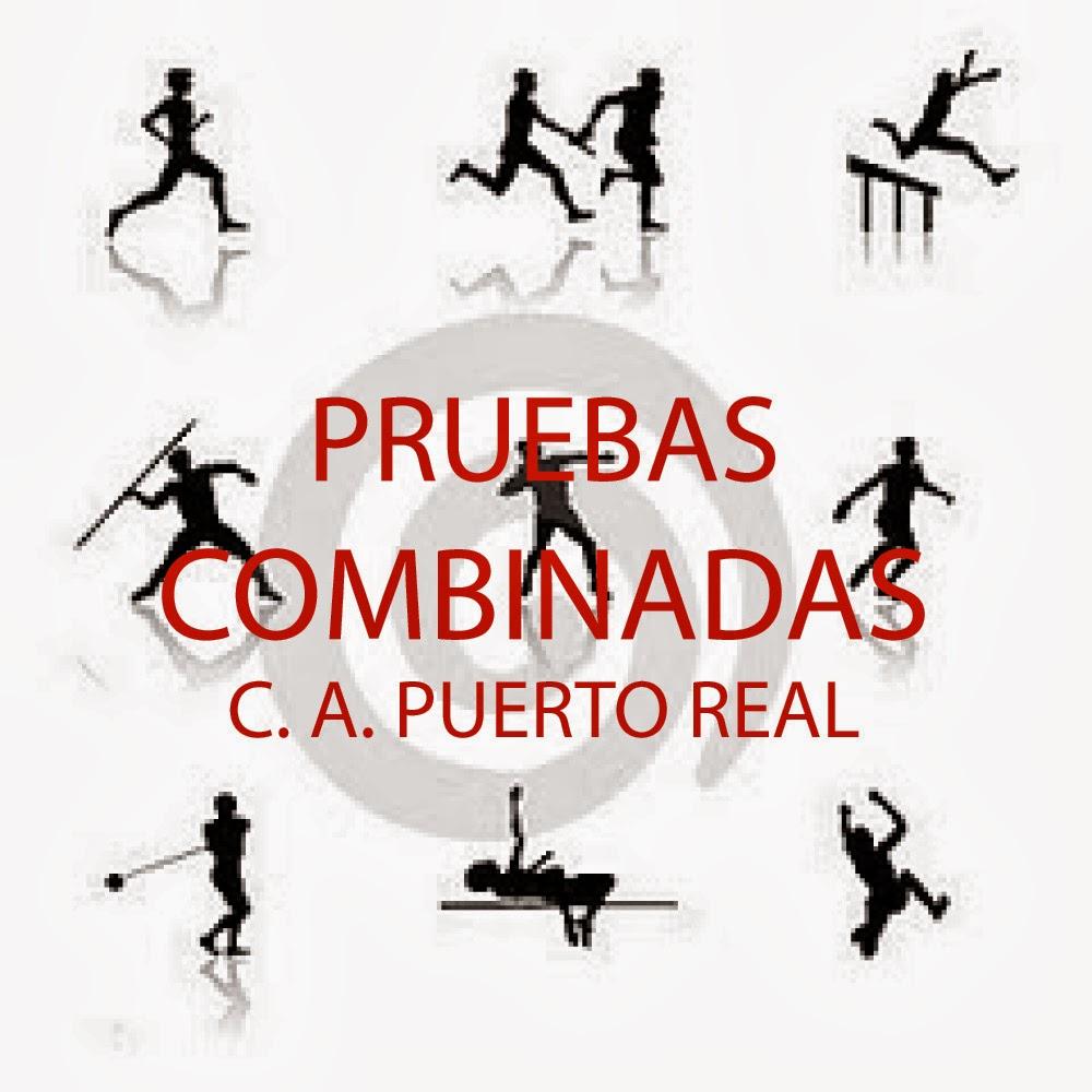 PRUEBAS COMBINADAS 2014 C.A. PUERTO REAL