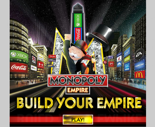 Play Monopoly Empire game Online