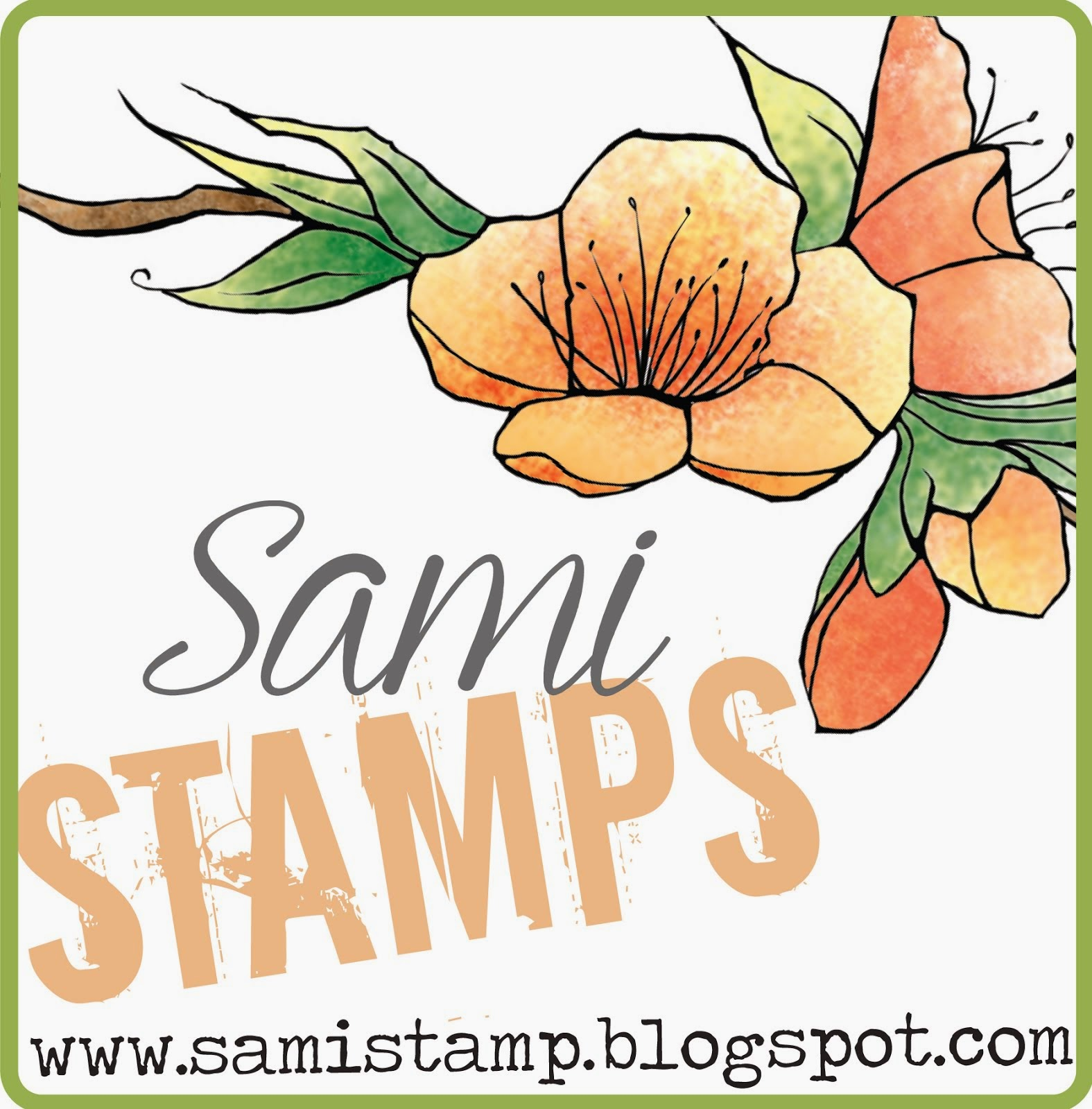 Runner Up at Sami Stamps
