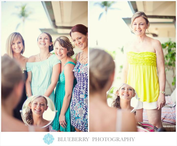 Gorgeous sheraton hotel beach maui hawaii wedding photography session