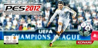 Download PES 2012 (Pro Evolution Soccer) Full version v1.0.5 apk+data android