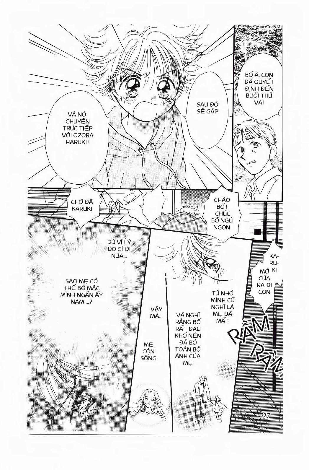 Chắp Cánh ước Mơ chap 13 - Trang 12