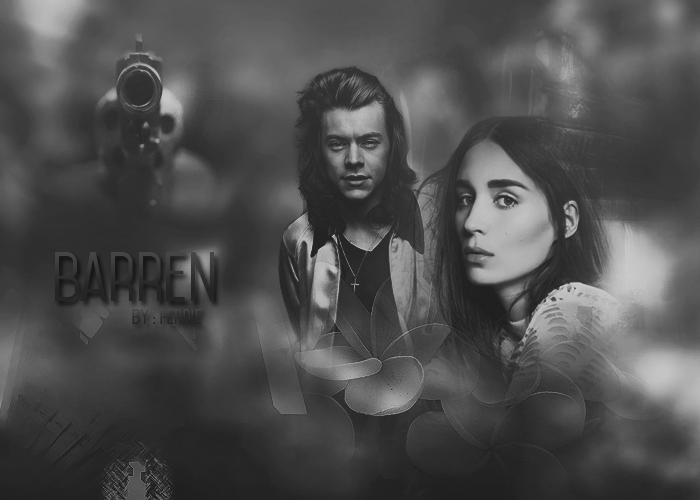 Barren [Harry Styles AU]