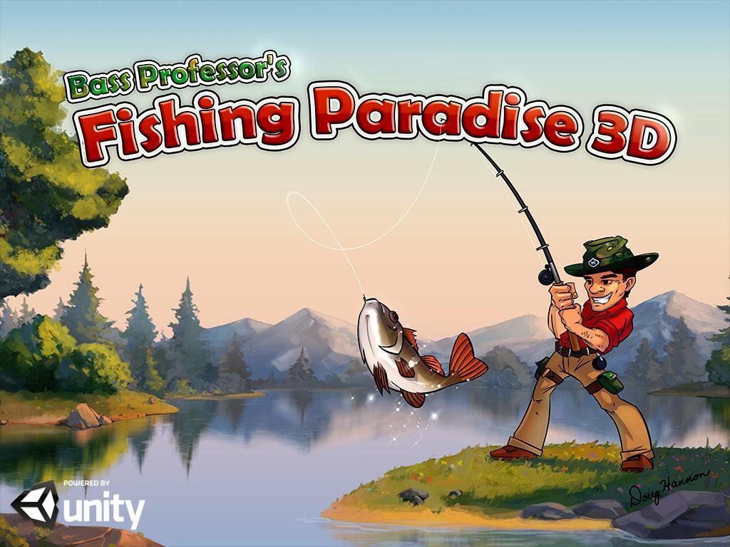 Fish Wallpaper Download Download Game Fishing Paradise