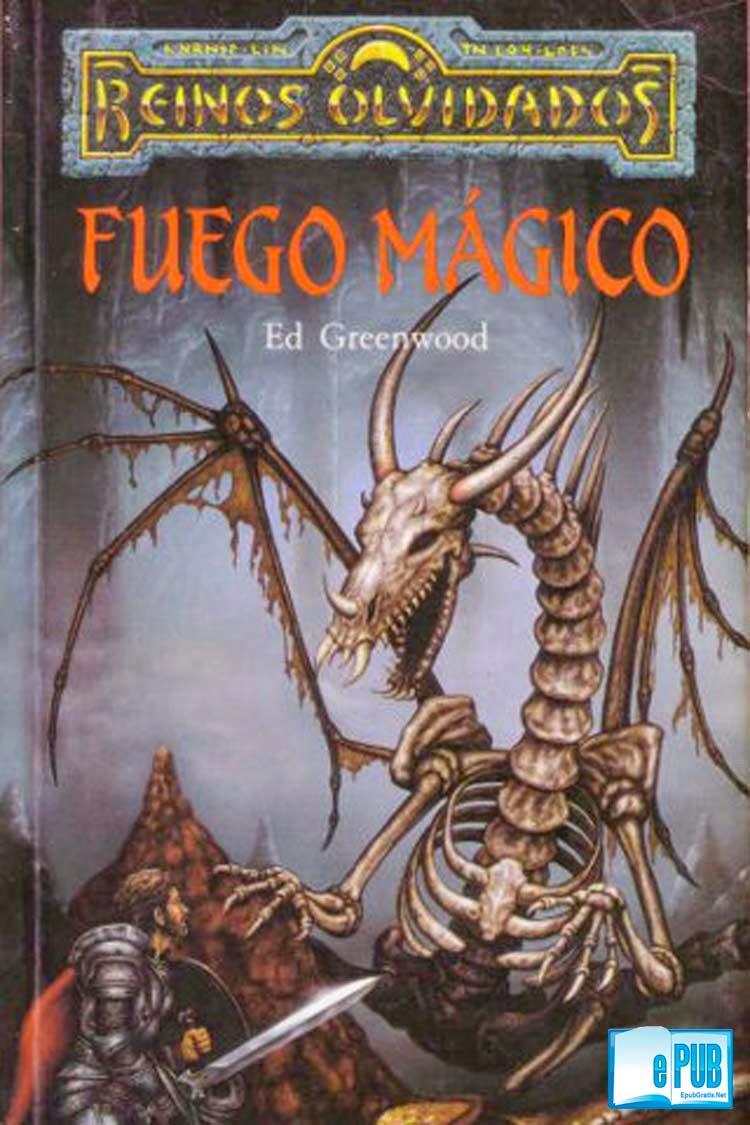 Fuego+m%C3%A1gico Fuego mágico   Ed Greenwood
