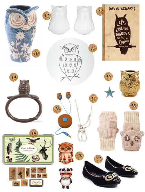 My Owl Barn: 2013 Holiday Gifts Under $50