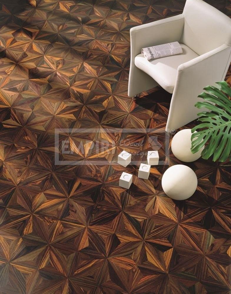 co je to intarzovaná podlaha?