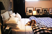 #7 Black Bedroom Design Ideas