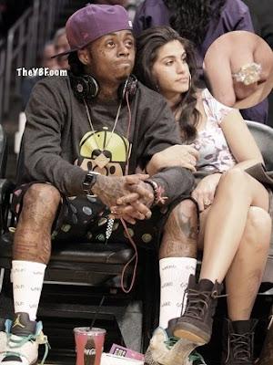 Lil Wayne e Dhea
