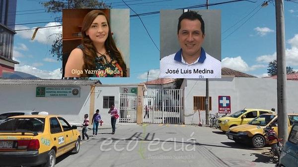 "Análisis:""Complejidad jurídica del hospital Regional García Rovira"""