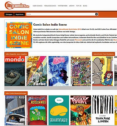 http://www.mycomics.de/Comic-Salon-Erlangen.html