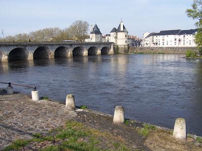 Châtellerault Pont Henri IV